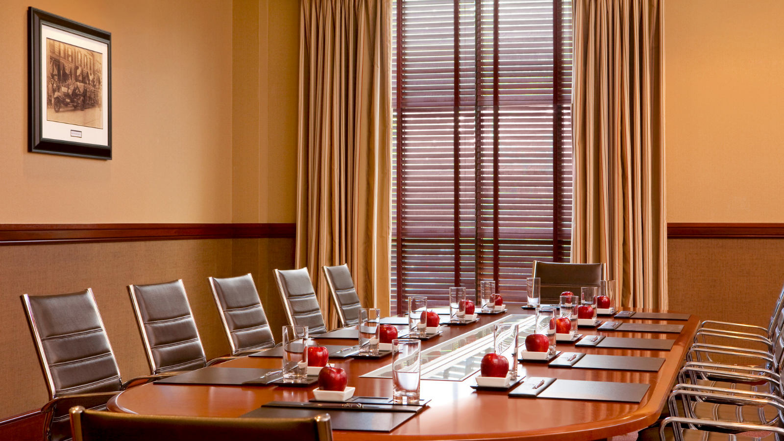 Boardroom at Sheraton Tarrytown Hotel